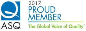 2017 ASQ Proud Member Logo